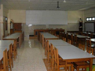 Ruang Baca SMA PL Yk.